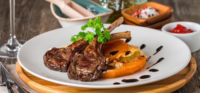 Restaurantes em Campos do Jordão - La Gália