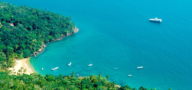 Ilha Grande - Pontos turísticos do Brasil