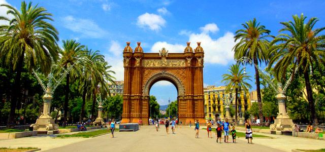 Arco do Triunfo - Barcelona