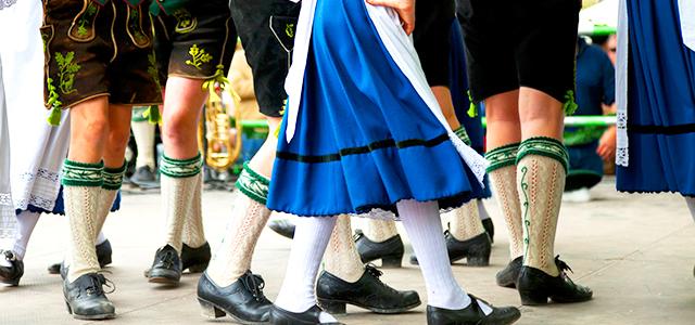 Dança alemã