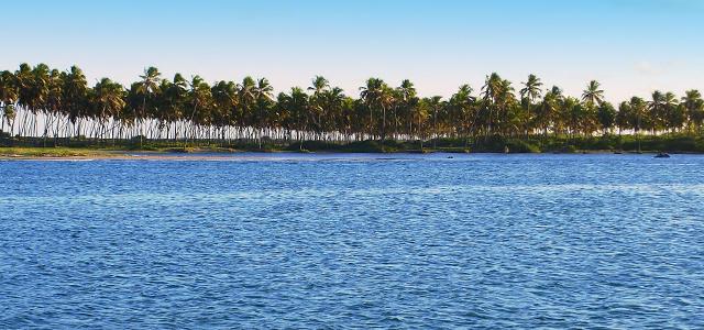 Praia Barra do Jacuípe