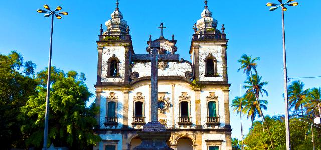 Igreja Nossa Senhora dos Prazeres dos Montes Guararapes
