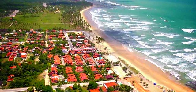 Praia de Itapuama