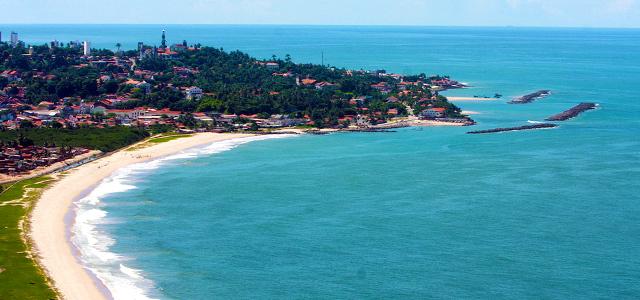 Praias em Olinda