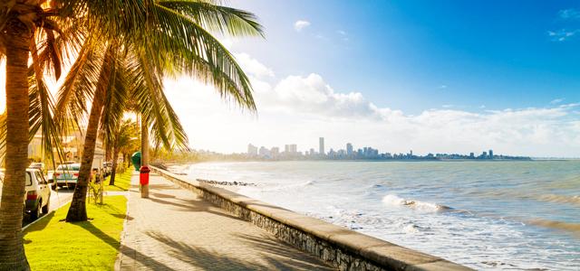 Praias em João Pessoa - Praia do Bessa