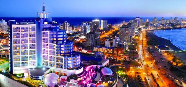 Montevidéu & Punta no Conrad