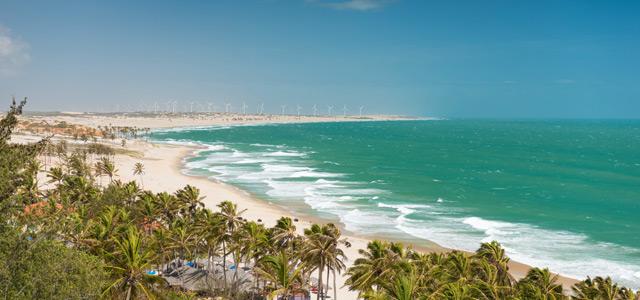 Praia de Cumbuco - Fortaleza