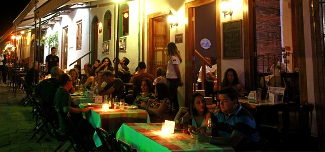 Restaurantes em Pirenópolis - Rosário 26 Pub & Restaurante