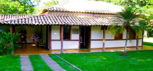 1º Casa de Caldas Novas