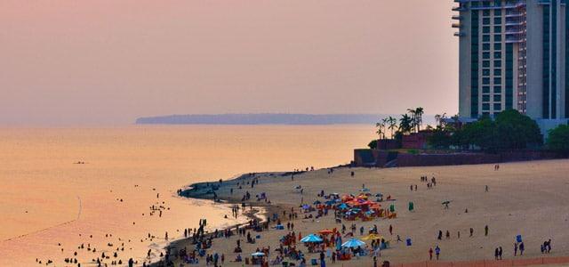Praia da Ponta Negra - Manaus