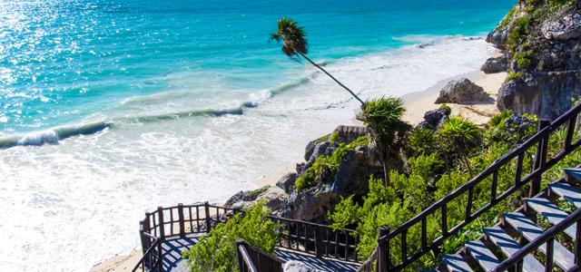 Praia de Tulum, Riviera Maya