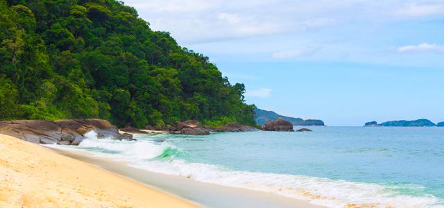 Praia de Lopes Mendes _ Angra dos Reis