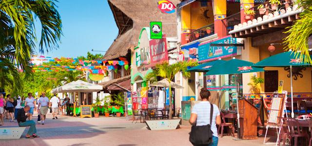5th Avenue - Playa del Carmen