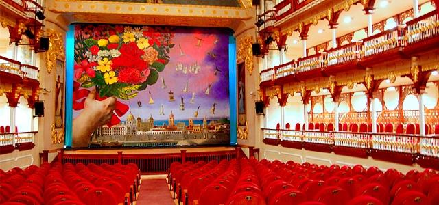 Teatro Heredia - Cartagena