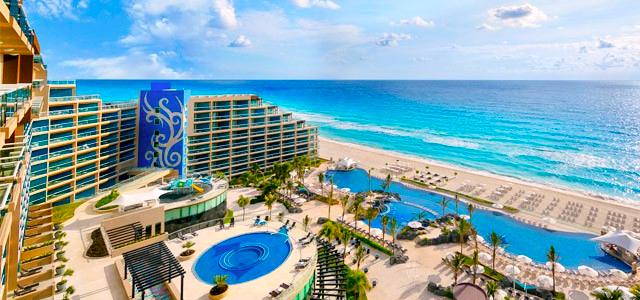 Hard Rock Resorts All-Inclusive em Cancun