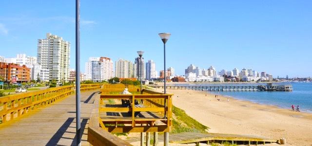 Rio da Prata - Uruguai