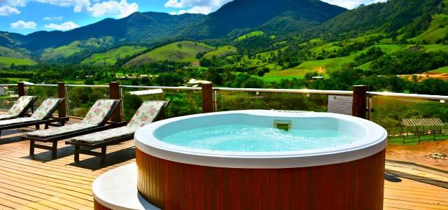 Fazenda Vale da Mantiqueira: serviços para relaxar