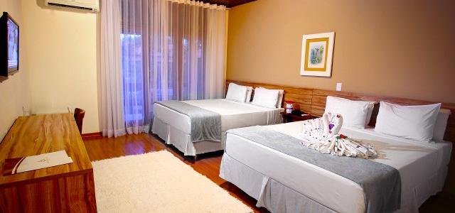 Charmosas acomodações no Porto Seguro Praia Resort