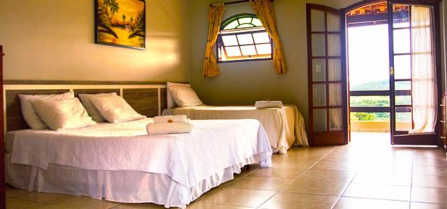 Acomodação - Hotel Fazenda Paraty