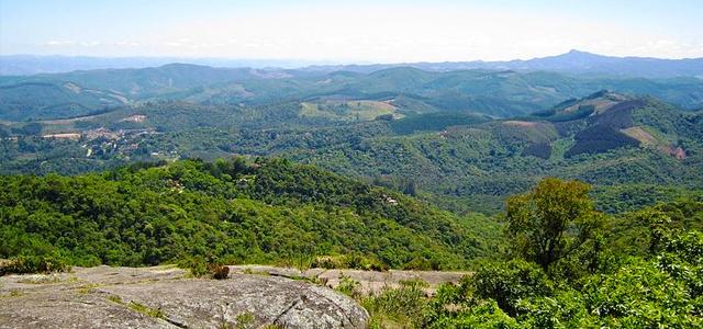 Pedra Redonda - Monte Verde