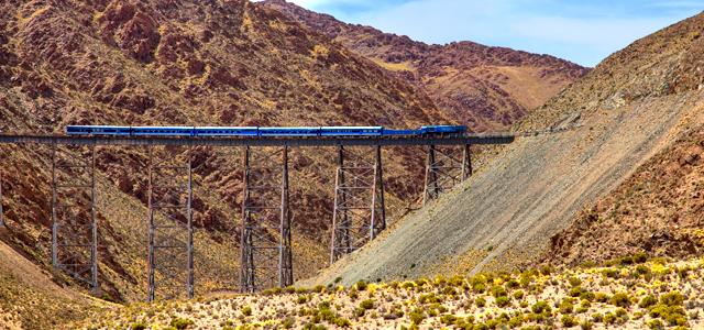 Tren a Las Nubes - Salta