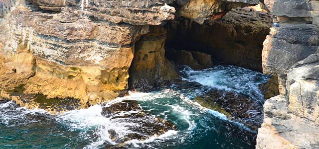 Falésias Boca do Inferno - Portugal