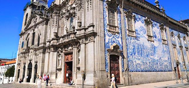 igreja do Carmo - Portugal