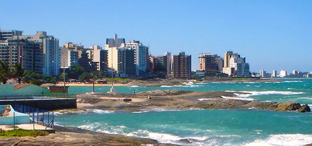 Praia de Guarapari - Espirito Santo