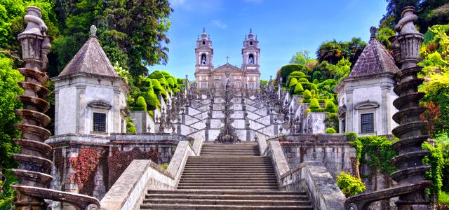 Santuário do Bom Jesus do Monte - Portugal