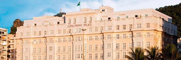 Aniversário casamento Copacabana Palace