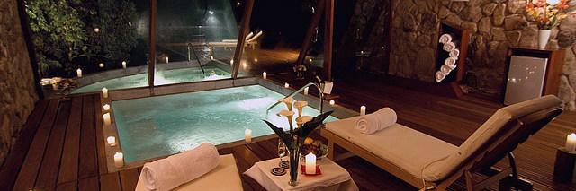 Aniversário cassamento hotel Rio Sagrado Peru