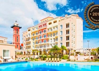 Resort de Bronze 2012: IL Campanario Villaggio Resort – Florianópolis