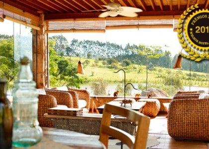 Hotel de Ouro e Grande Vencedor 2012: Lake Villas Charm Hotel – Amparo, SP