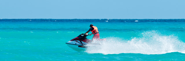 Praia do Gunga - Jet Ski