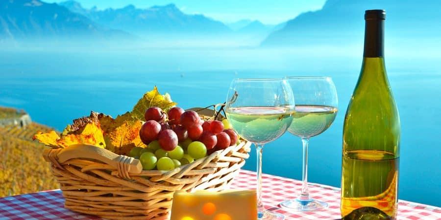 Os 10 melhores vinhedos da Cordilheira dos Andes
