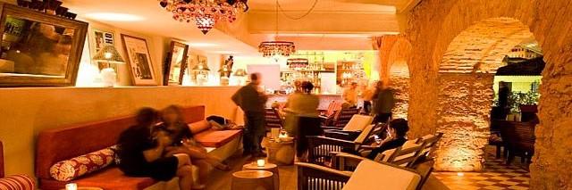 O Bar Descasados do Hotel Boutique Santa Teresa