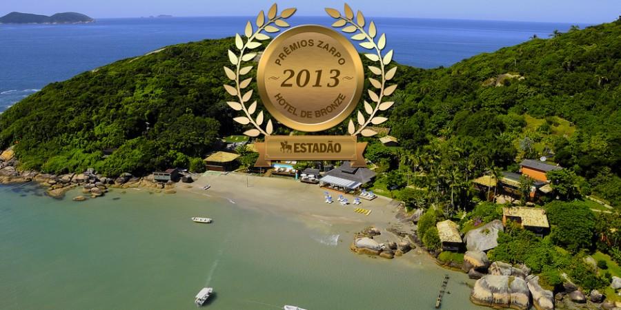 Hotel de Bronze 2013: Ilha do Papagaio – Praia do Sonho, SC