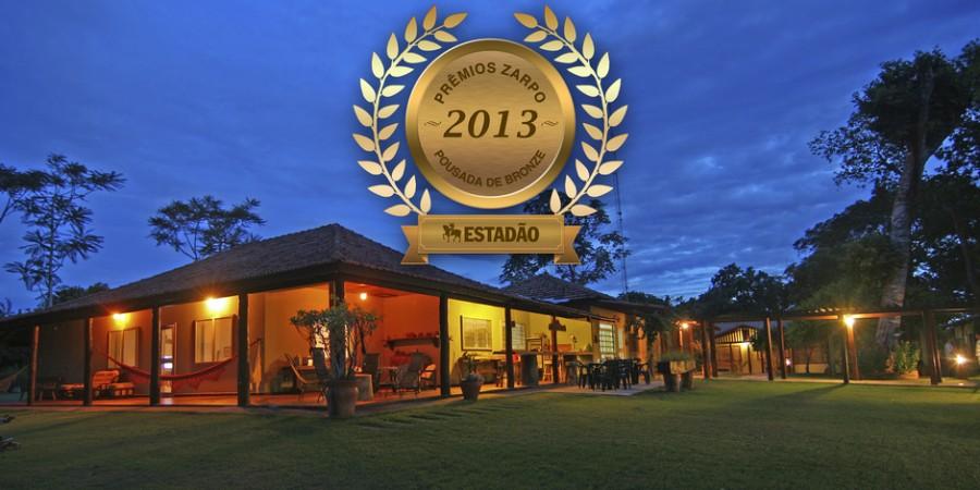 Pousada de Bronze 2013: Fazenda Baía Grande – Pantanal Sul, MS