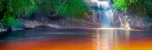 Cachoeira Ibitipoca - Minas Gerais