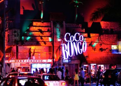Cocobongo: A Balada-espetáculo de Cancún!