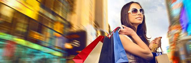 Persistência nas compras em Nova York