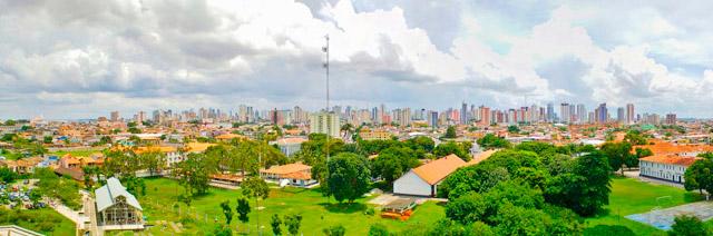 Parque Mangal das Garças – Pará