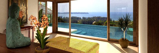 Villa no The Pavilions Phuket Tailândia