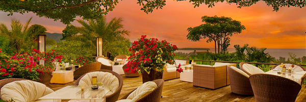Phuket - Terrace of The Pavilions