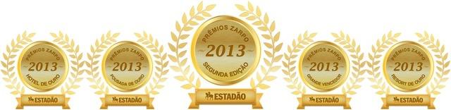 Prêmios Zarpo Estadão 2013