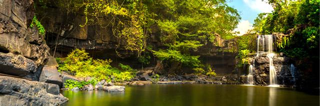 Passeios: Cachoeira do Cacau – Camburi