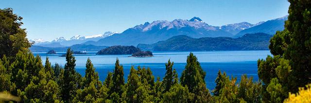 Cascada Los Alerces, em Bariloche