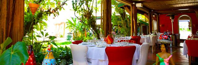 Restaurante Tróia no DPNY Beach Club