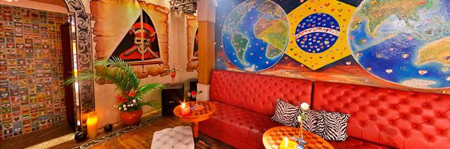Lobby do DPNY Beach Club