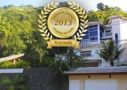 Pousada de Ouro 2013: Pousada Villa Tenório – Ubatuba, SP
